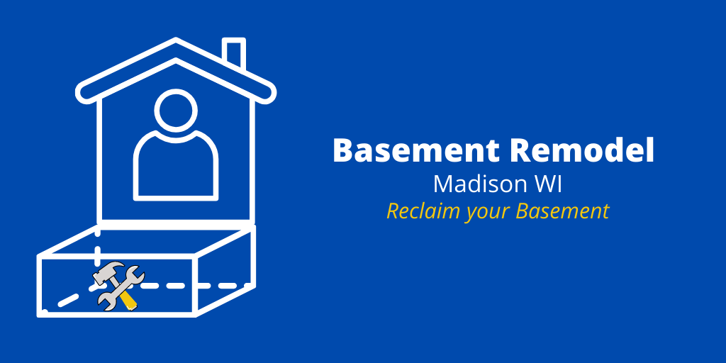 Basement Remodel Madison
